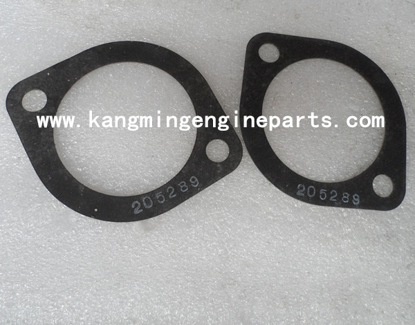 chongqing engine parts kta19 gasket wtr trf connection 205289