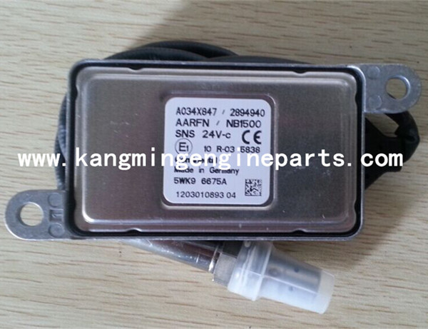 Genuine China Engine parts 2894940 Sensor, Nitrogen Oxide
