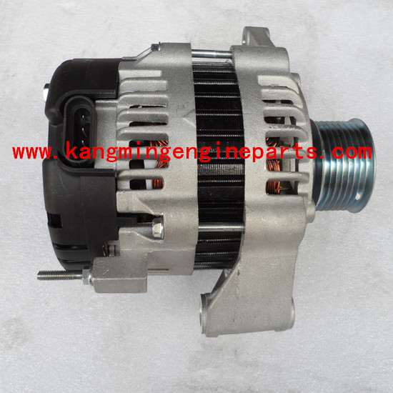 Original China engine parts 6BT 4988274 alternator