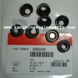 Korea engine parts A2300 part 4900340 seal, valve stem