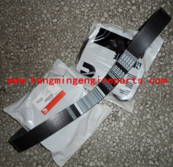 Chongqing engine parts 4066750 belt, v ribbed QSK60