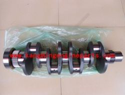 Beijing foton engine parts 5261375 crankshaft
